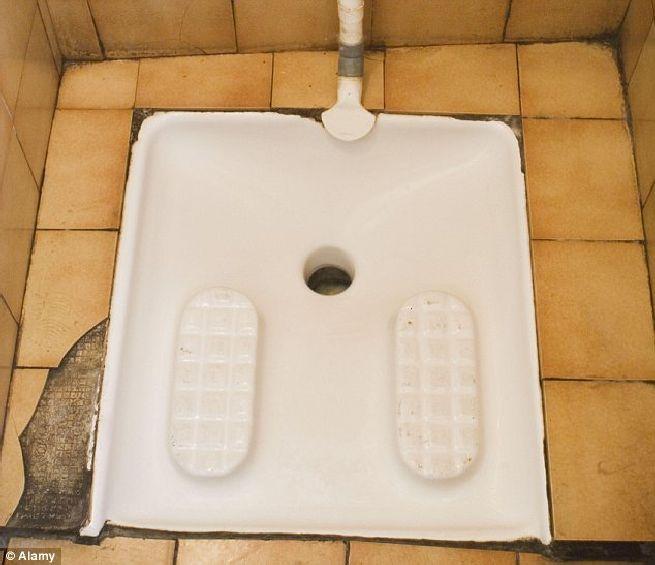 DHL constructs squat friendly toilet_2