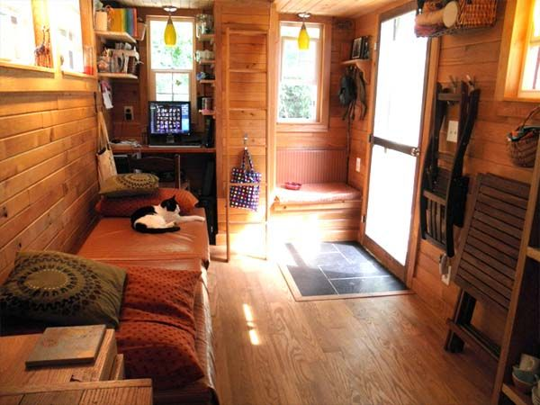 Hari and Karl Berzins 168 sq ft DIY tiny house_5