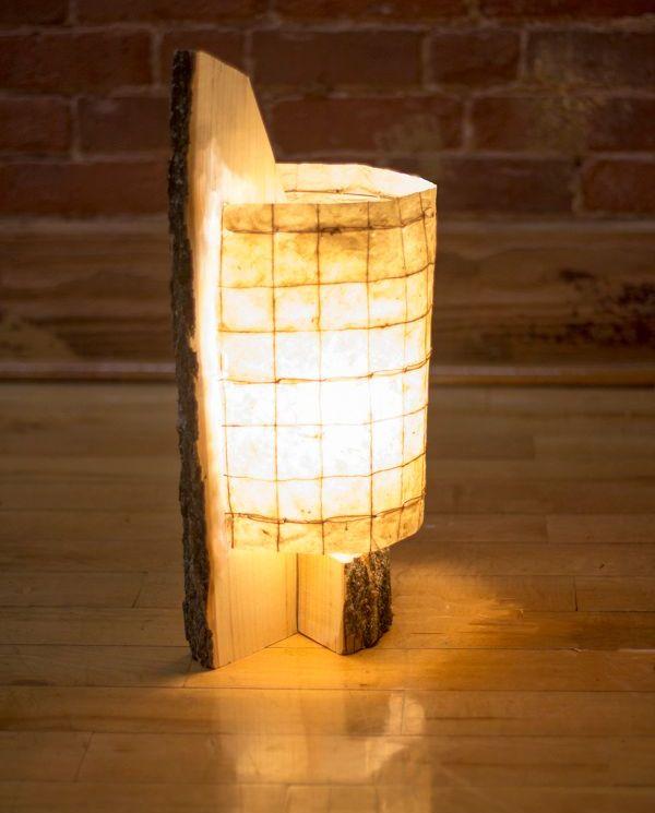 Kindling Lamp