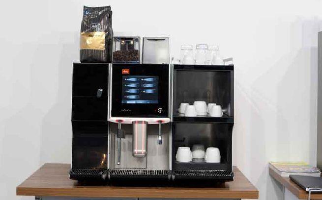 Melitta unveils smart coffee machines