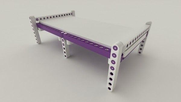Olla Lego modular furniture for children_7
