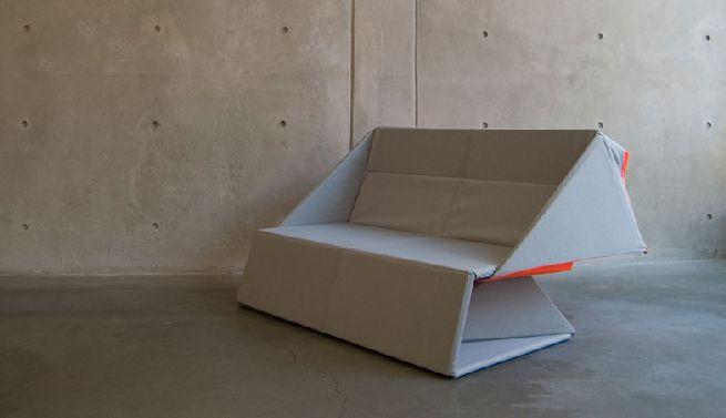 Origami Sofa by Yumi Yoshida_1