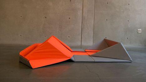 Origami Sofa by Yumi Yoshida_4