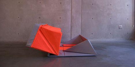 Origami Sofa by Yumi Yoshida_5
