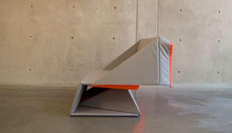 Origami Sofa by Yumi Yoshida_6