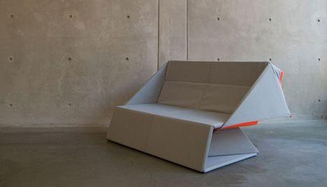 Origami Sofa by Yumi Yoshida_7