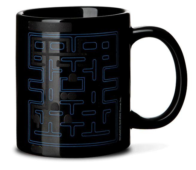 Pac-Man Heat Change Mug