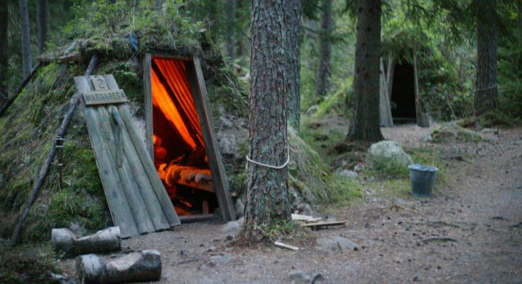ecolodge in sweden