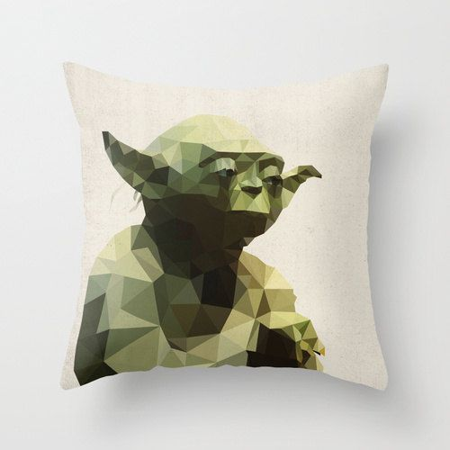 Polygon Star Wars character cushion covers_1