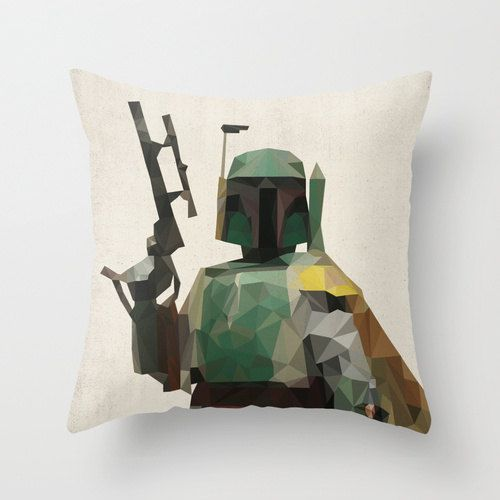 Polygon Star Wars character cushion covers_2