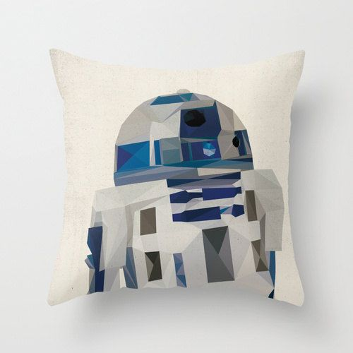 Polygon Star Wars character cushion covers_3