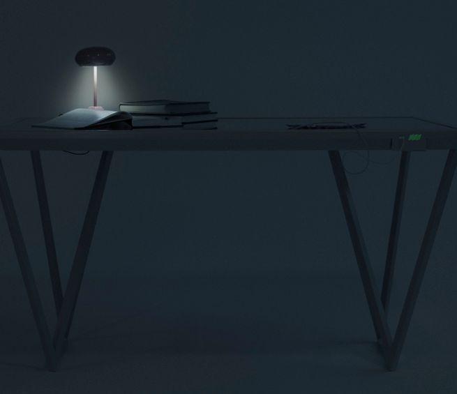 Solar powered table by Marjan van Aubel_4