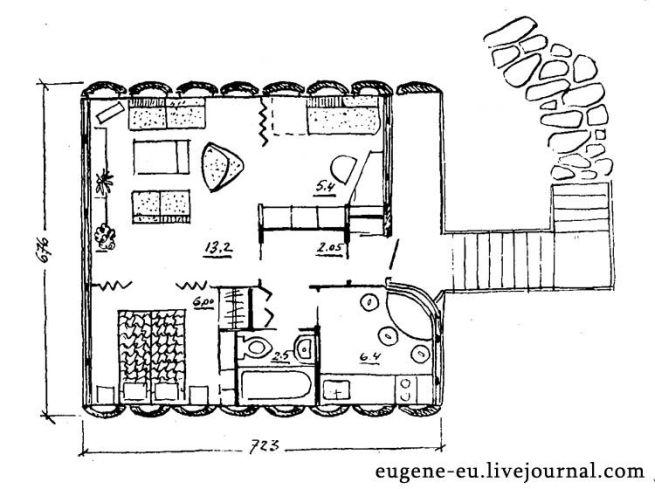 Soviet plastic house_3