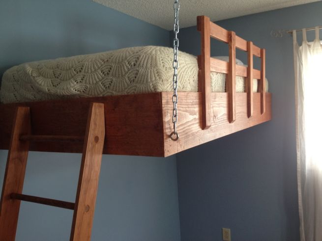 Candy dispenser plans wall mounted bunk bed plans for Diy hanging bed plans