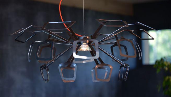 Spoon Pendant Lamp by multipod studio_3
