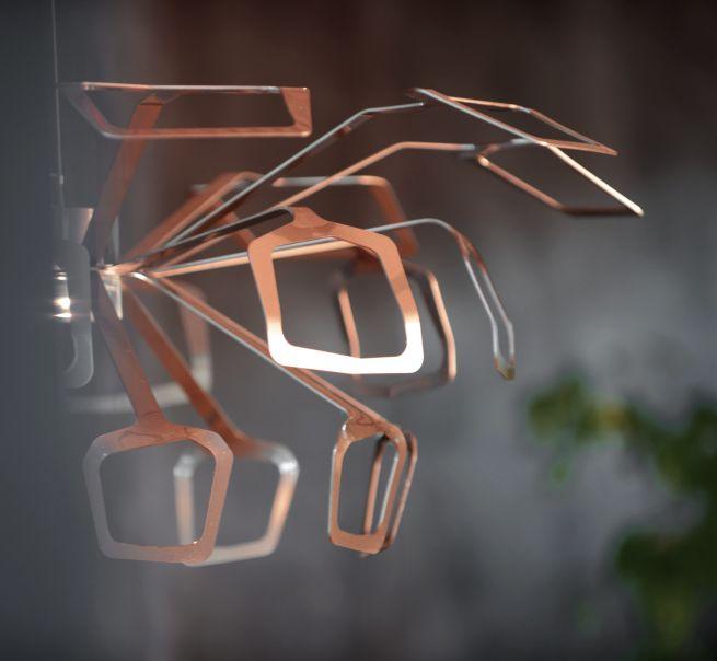 Spoon Pendant Lamp by multipod studio_4