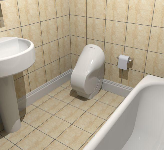 iota folding toilet_2