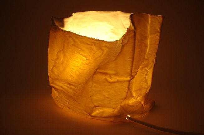 Brown Paper Bag Lamp_1