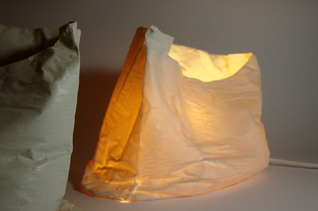 Brown Paper Bag Lamp_3