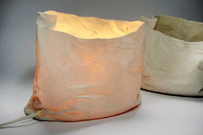 Brown Paper Bag Lamp_5