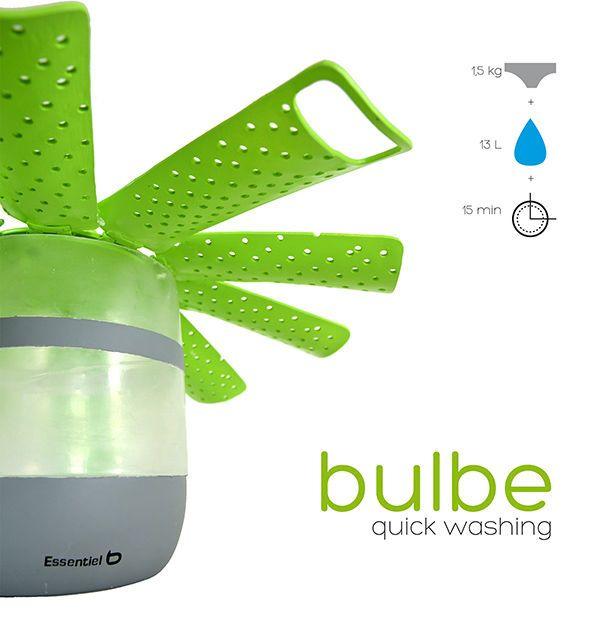Bulbe quick washing machine_1