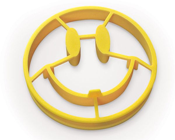 Crack A Smile Egg Mold Puts A Smile On Our Food And Face