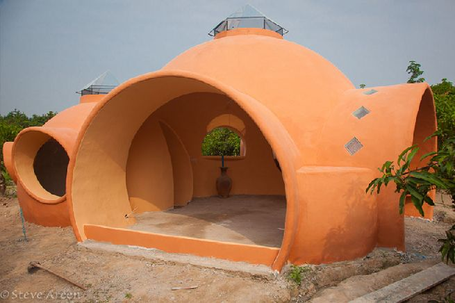 Dome home by steve areen Thailand_16