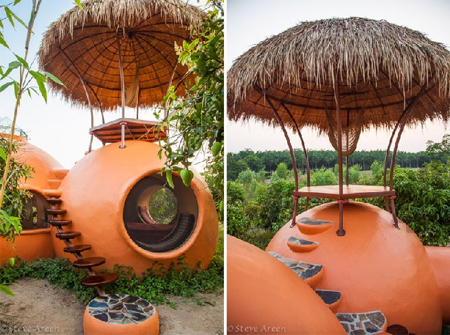 Dome home by steve areen Thailand_5