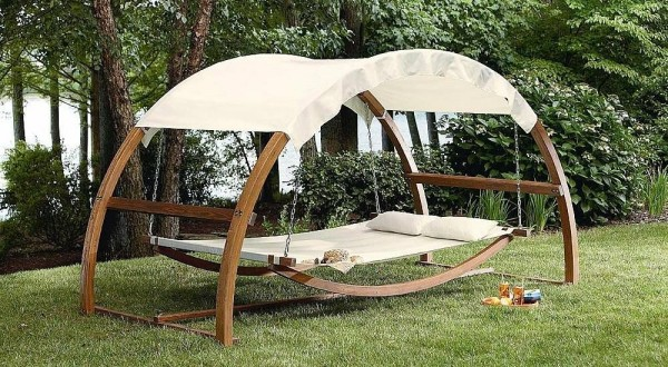 Garden Oasis Arch Swing_1