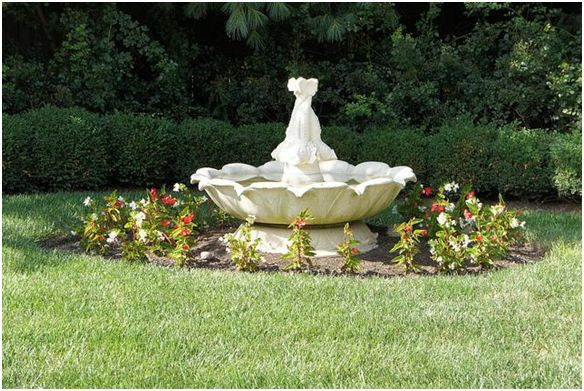 How To Incorporate a Water Fountain_2
