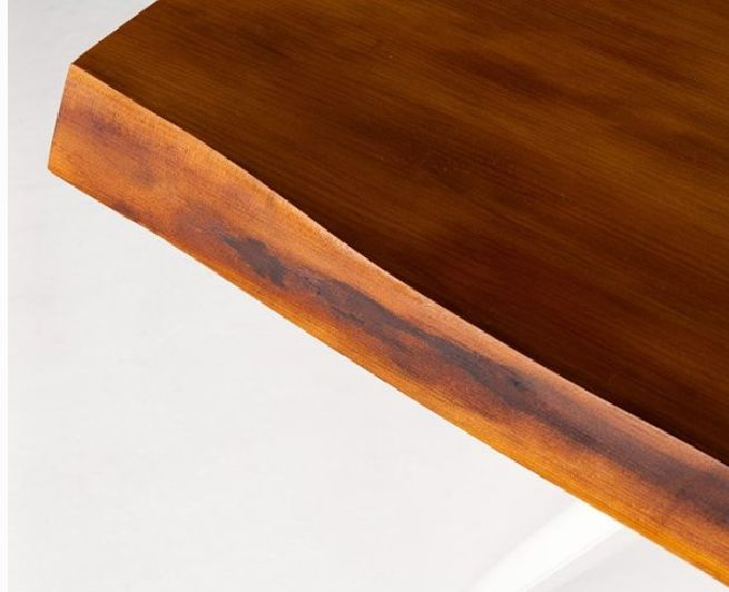 Kauri table crafted from old wood_3