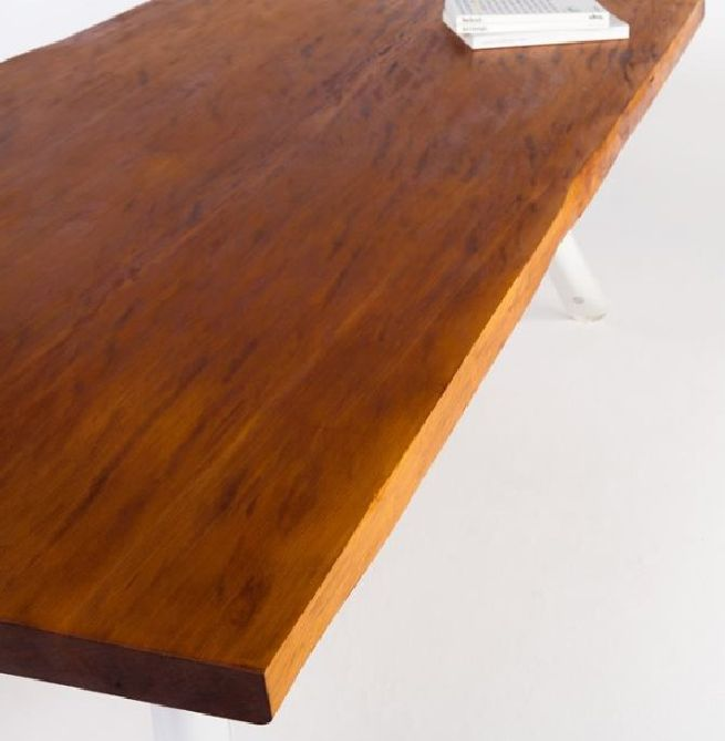 Kauri table crafted from old wood_5
