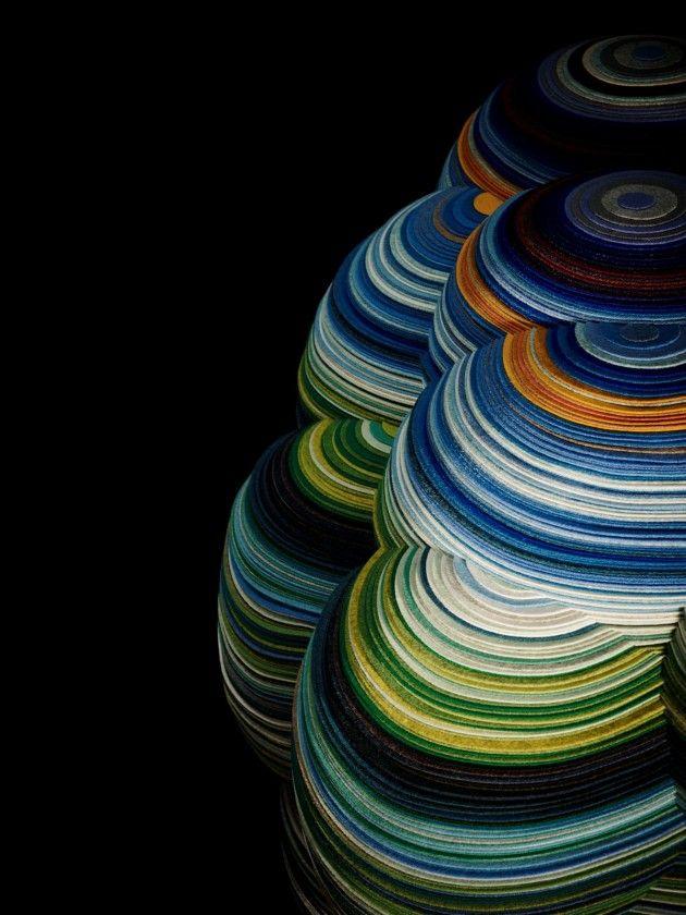 Layers Cloud Chair by Richard Hutten_4