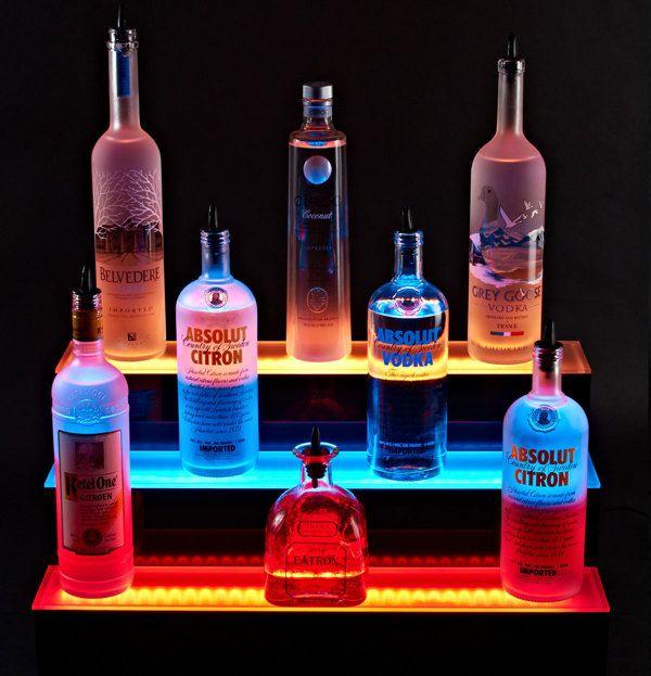 Liquor Shelves by Armana_1