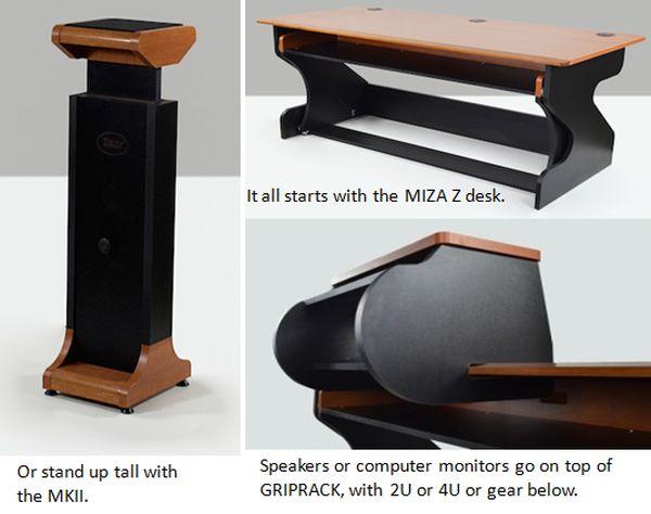 MIZA Z-Based Modular System Studio Furniture from ZAOR_1