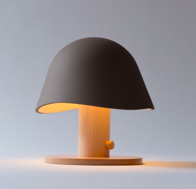 Mush Lamp by Garay Studio_5