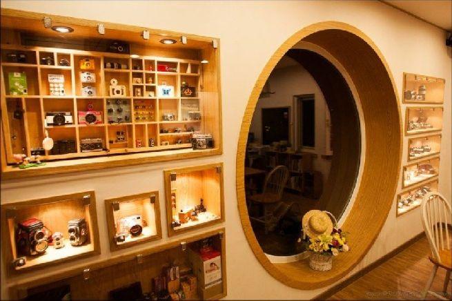 Rolleiflex camera shaped house_7