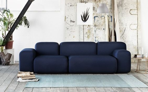 Soft Blocks series of sofas by Petter Skogstad _1