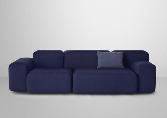 Soft Blocks series of sofas by Petter Skogstad _2