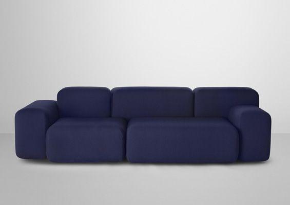 Soft Blocks series of sofas by Petter Skogstad _3