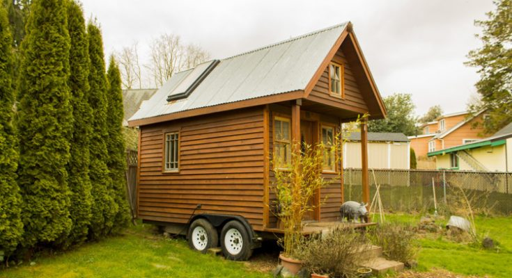 dee williams tiny house