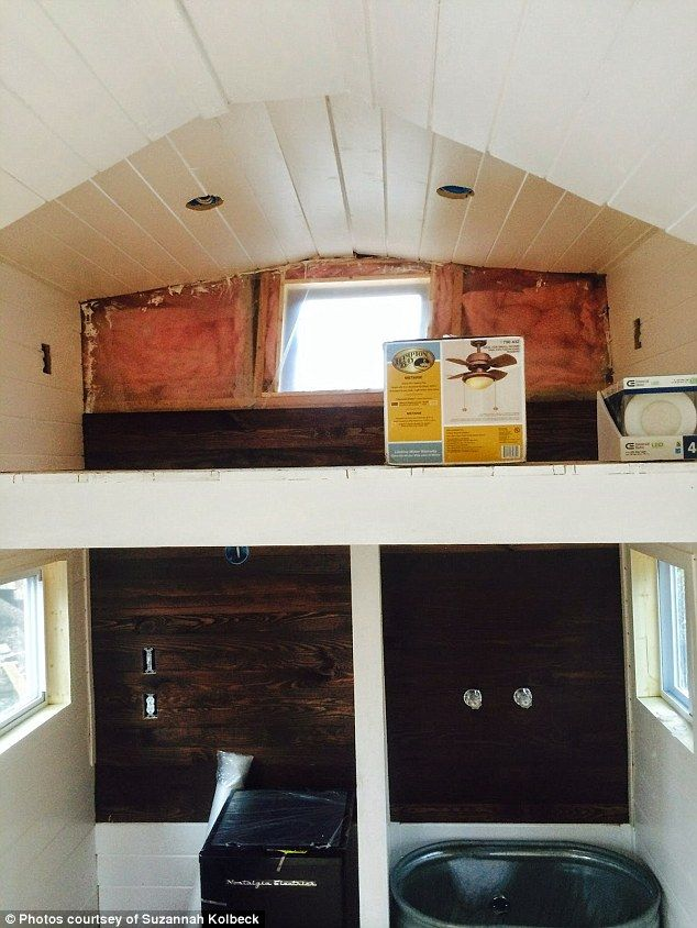 128-square-foot tiny house by Sicily Kolbeck_8