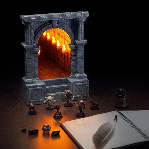 Infinite Dungeon Corridor_3
