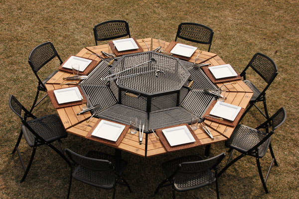 Jag Grill BBQ Table_1