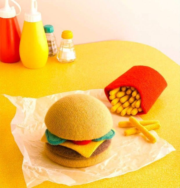 Knitted Food by Jessica Dance_1