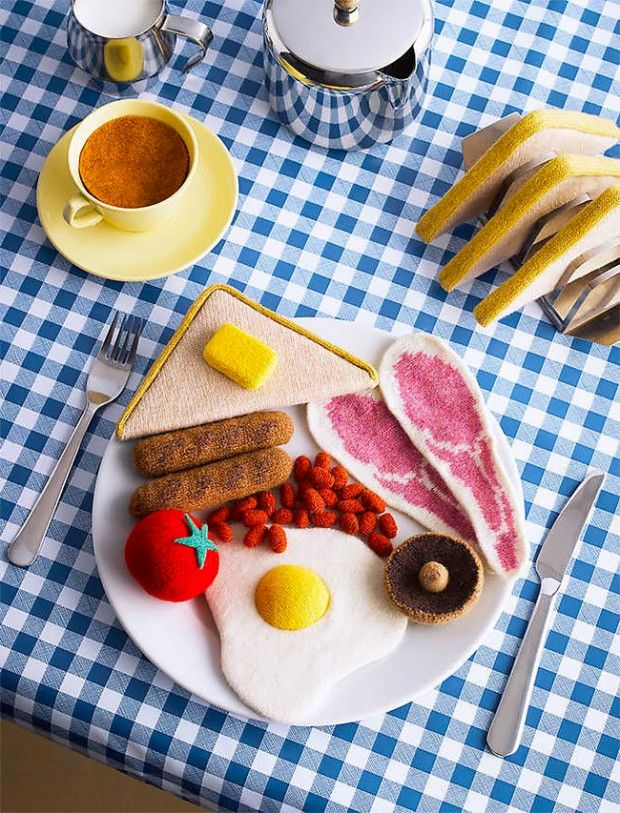 Knitted Food by Jessica Dance_2