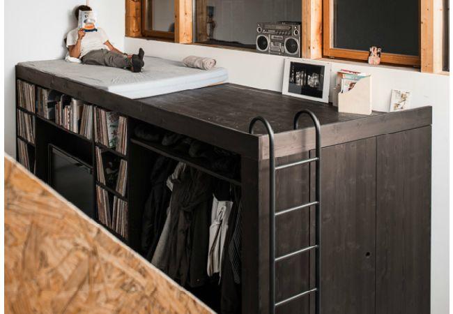 Loft Bed Home Harmonizing