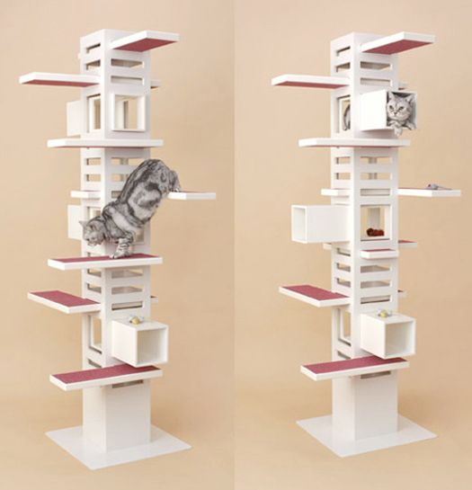 Necobaco Cat Tree from Clavo