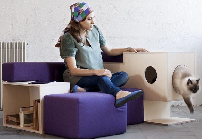 Nestore Chair by Simone Michelotto