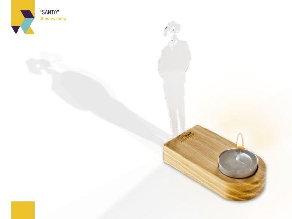 Santo - Shadow lamp_1